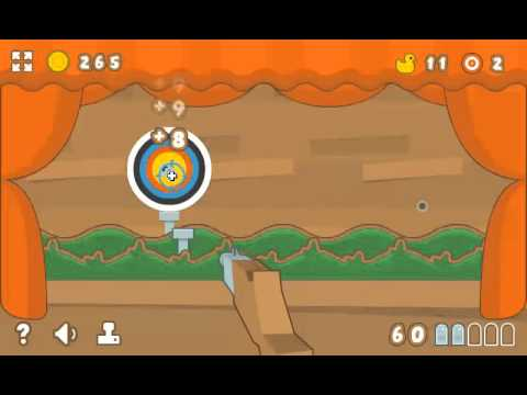 Duck Di Dorr! HTML5 Shooting Game