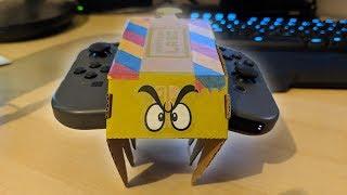 Ich bastel einen Roboter | Nintendo Labo  「Fast Daily Vlog」