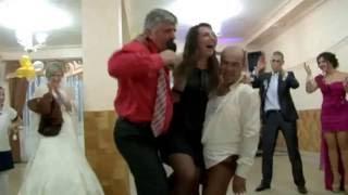 Афоня та жених. Стриптиз на свадьбі
