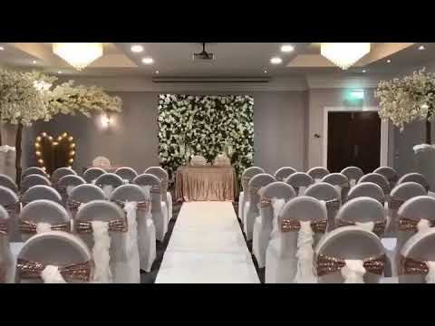 Civil Ceremony Hopwood Suite