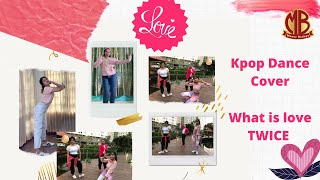 [DANCING TO KPOP] TWICE (트와이스) - WHAT IS LOVE dance cover by…