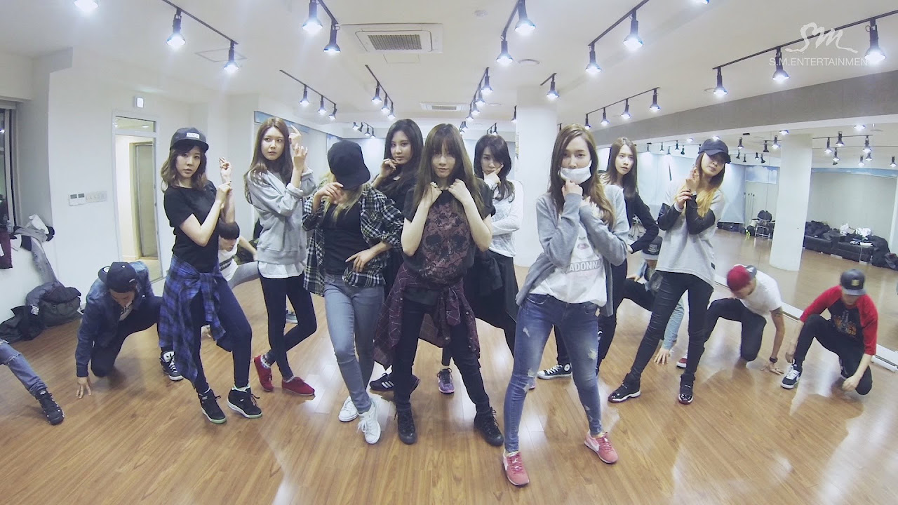 Music Video All About Girls Generation