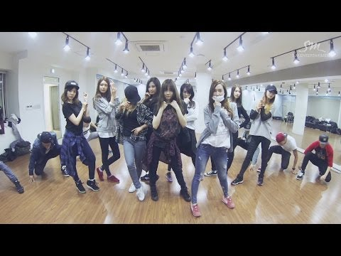 Girls' Generation 소녀시대 'Mr.Mr.' Dance Practice