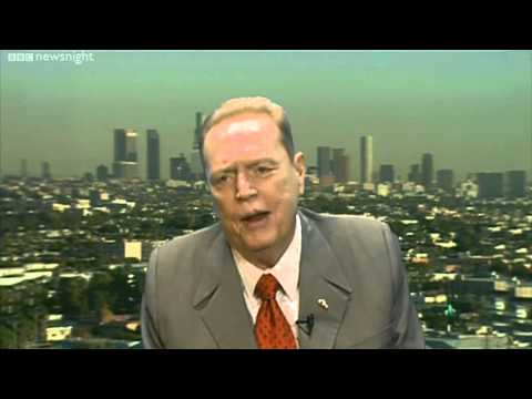 NEWSNIGHT: Larry Flynt: 'Don't execute the man who shot me'