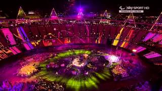 Coldplay - Livin la vida (Closing Ceremony London 2012 Paralympic Games)