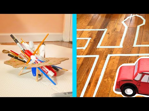 7 Activities To Keep Your Kids Busy At Home
