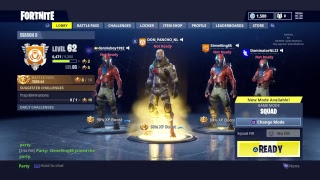Fortnite Battle Royale PS4 [19-3-2018]