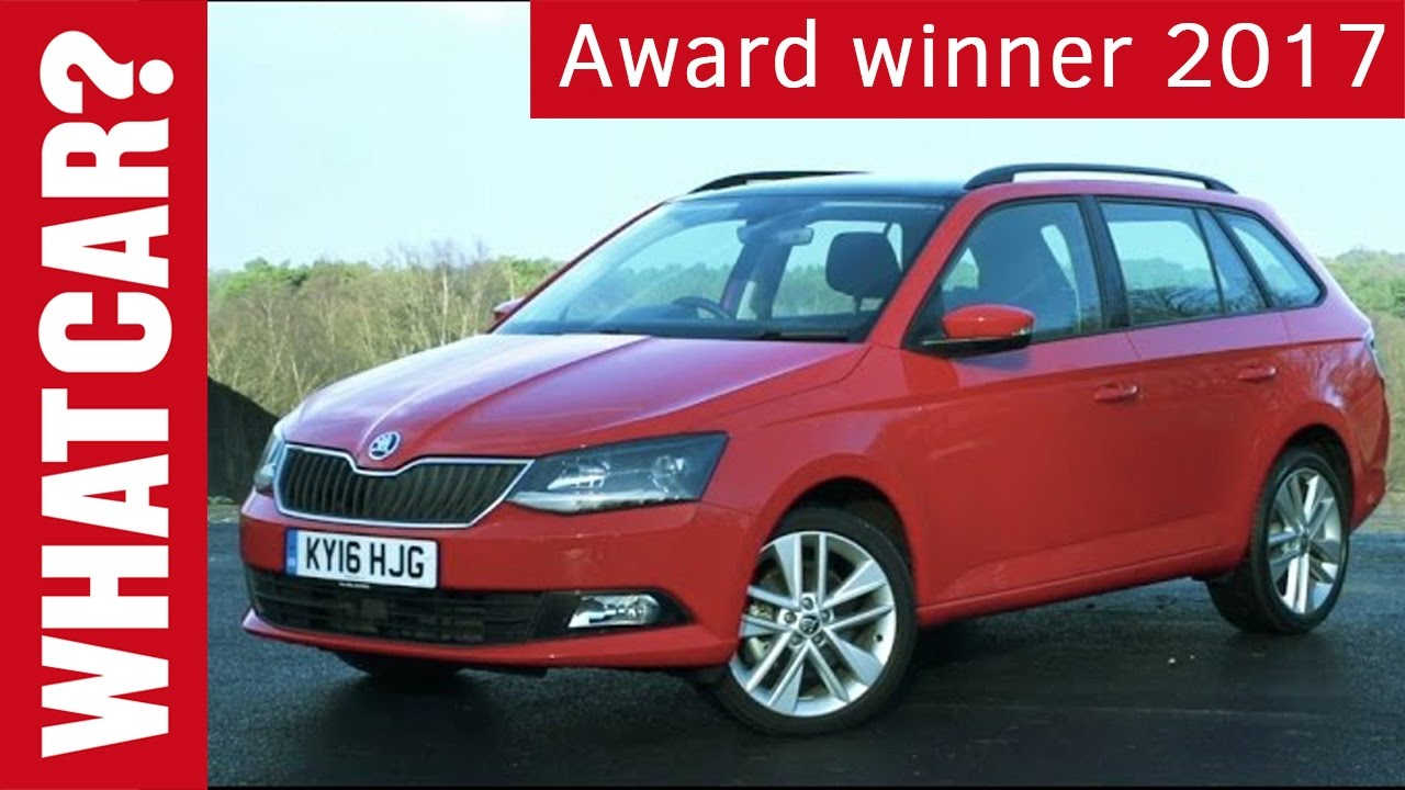 2017 skoda fabia estate why it 39 s our favourite estate for less than 18 000 what car. Black Bedroom Furniture Sets. Home Design Ideas
