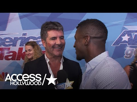 Simon Cowell On 'AGT' Mentalist Colin Cloud: 'I Nearly Got Murdered On Live TV!'