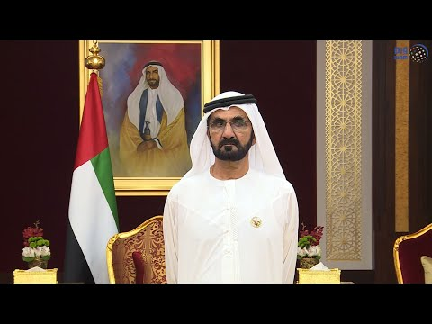 محمد بن راشد يكرم خريجي الدفعة الأولى لبرنامج استشراف المستقبل