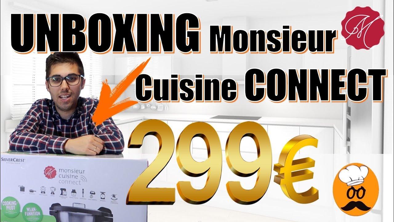 Monsieur cuisine connect de lidl mostramos como es el - Robot cocina lidl opiniones ...