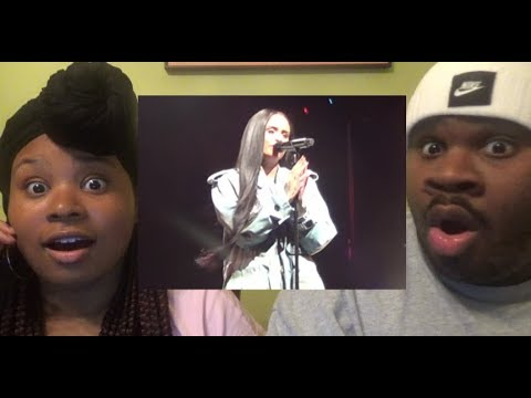 KEHLANI - HOLD ME BY THE HEART (LIVE) - REACTION
