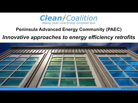 Innovative approaches to energy efficiency retrofits [WEBINAR] - 3/28/18