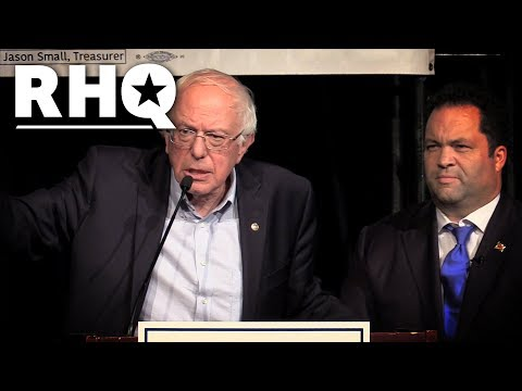 Ben Jealous Supporter To Bernie Sanders: Run For President!