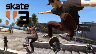Skate 3 - All Film Challenges (KILLED)