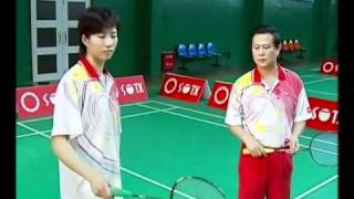 Chen Weihua Training 18 Forecourt skill (5) cross-court net.rmvb