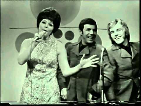 ABBA Early Solo TV Appearances 1969/1972