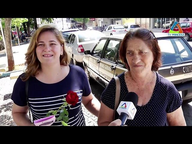 (JC 08/03/19) Polícia Civil presta homenagens a mulheres em ações realizadas no centro
