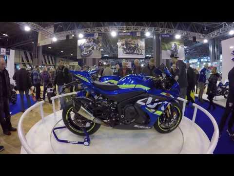 Part 2 - NEC Motorcycle Show 2016 Birmingham UK 19th Nov
