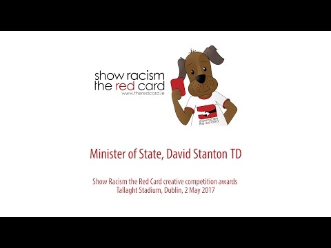 Minister of State, David Stanton TD  |  2 May 2017