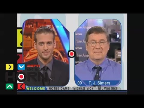 A look back at Around the Horn's first show | Around the Horn | ESPN Archives