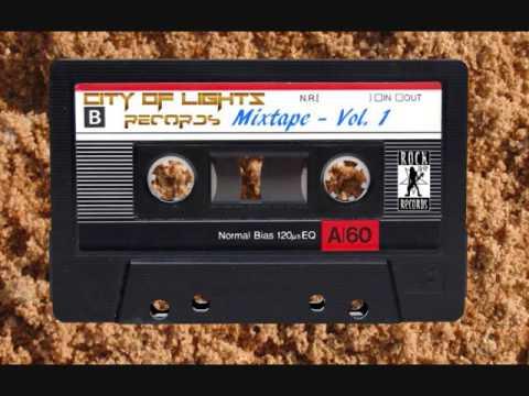 CITY OF LIGHTS RECORDS - Mixtape - Vol. 1