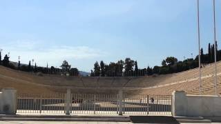 Estádio Panathinaiko  -Grecia