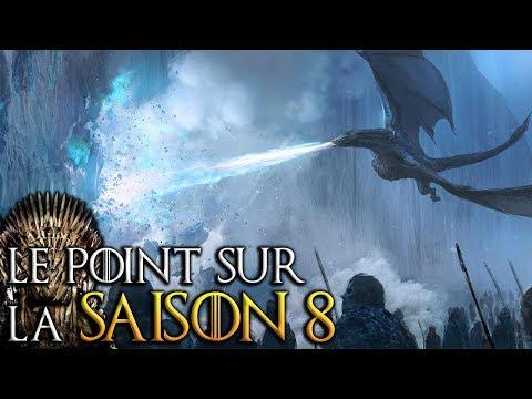 Saison 8 : Date de sortie, photos et infos [NO SPOIL] thumbnail
