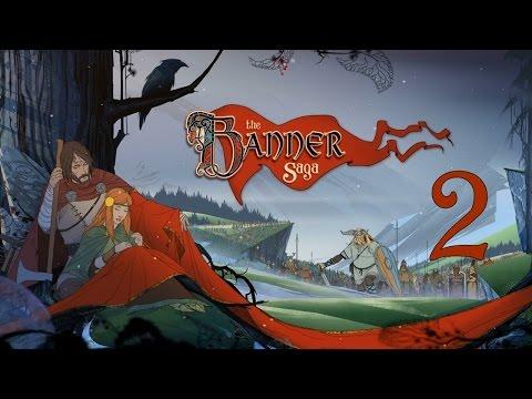 Banner Saga 2 (Stoic) - iOS / Android HD Gameplay Trailer