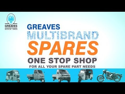 Greaves Spares Parts, Electrical Parts, Auto Spare Parts