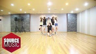 Gambar cover 여자친구 GFRIEND - 오늘부터 우리는 Me gustas tu Dance Practice ver.