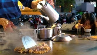Night Market Teppanyaki - Street Food In Taiwan