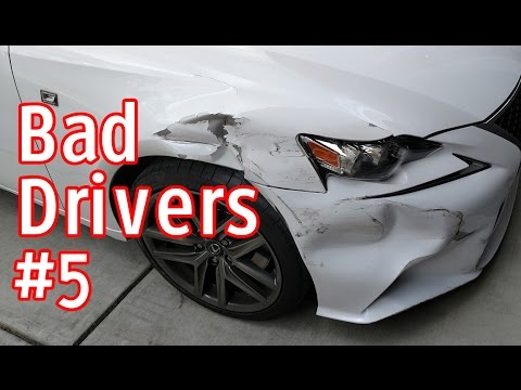 Bad Drivers #5: Morrisville, NC