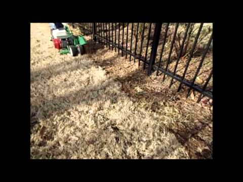Dog Fence Trencher Wmv Doovi