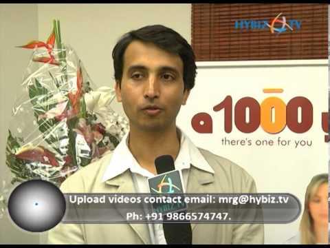 Deep, a 1000 Yoga, Bangalore - hybiz.tv