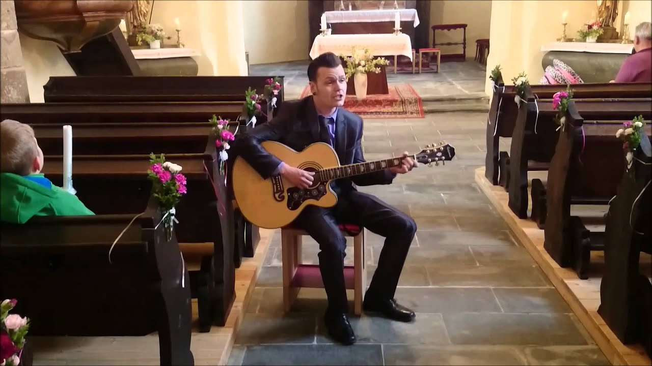 Manuel M Musik Hallelujah Deutscher Text Zur Taufe Cover