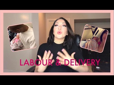 My Labour & Delivery Story !!! MUST WATCH