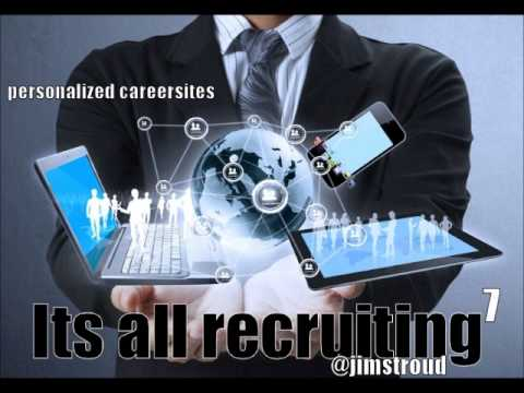 HR Tech: Personalized Career Sites