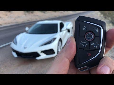 Chevrolet Corvette 2020 | Encendido