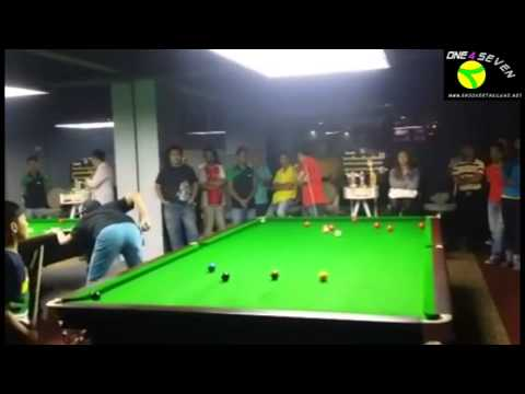 Snooker talent from Malaysia Meet Jeremy 11 years old