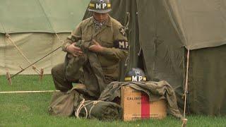 World War II Days returns to Rockford's Midway Village Museum