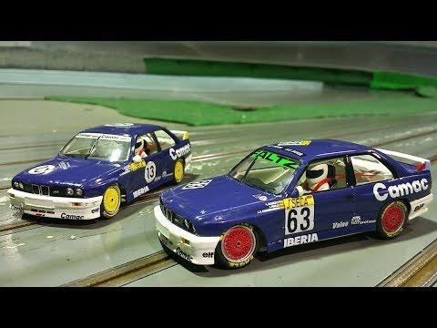 Slot Car:FLY BMW M3 E30