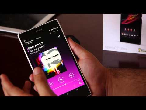 Introducing Xperia™ T2 Ultra - the large screen smartphone for ...