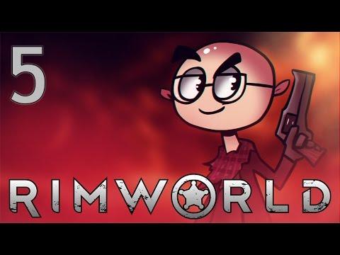 RimWorld - Northernlion Plays - Episode 5 [Heat Wave]