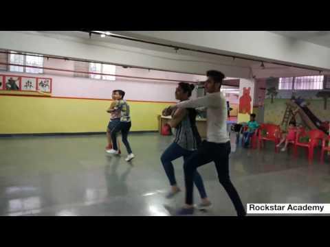 Mai tera boyfriend / dance choreography / Rockstar Academy Chandigarh /Sameer rsa