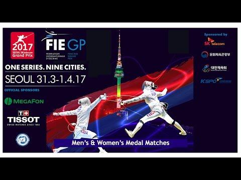 2017 SK Telecom Seoul Grand Prix - Medal Matches