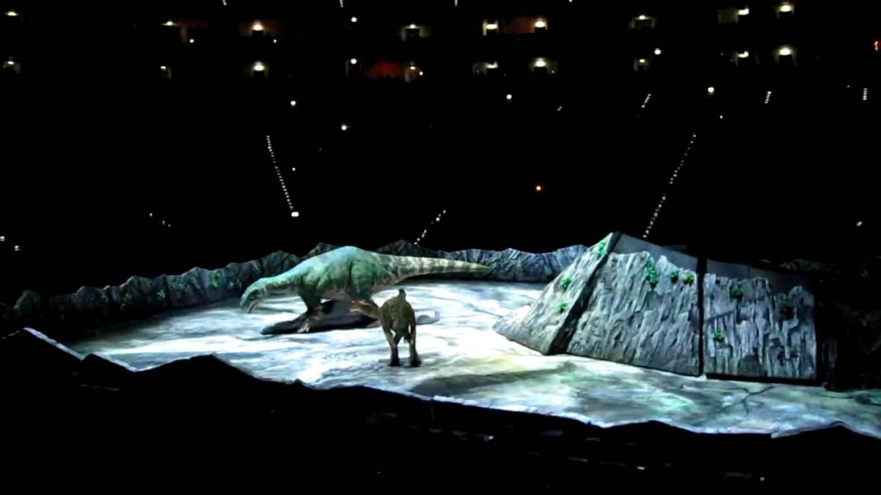Dinosaurier Im Reich Der Giganten At Lanxess Arenaköln Youtube