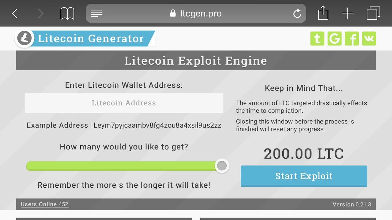 Free Litecoin