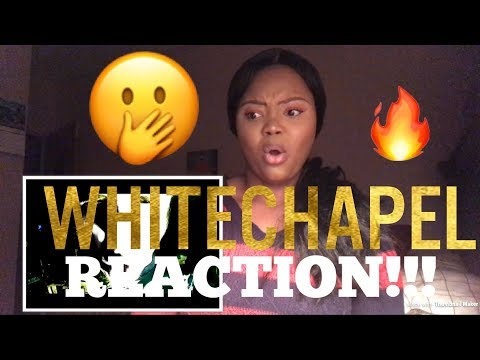 Whitechapel This is Exile REACTION!!! IM SHOOK! 🔥🔥🔥