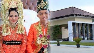 Pernikahan Digelar 10 Hari 10 Malam, Begini Penampakan Rumah Putra Raja Tambang Seluas 3 Hektar